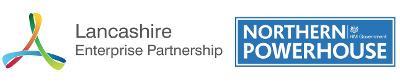 Lancashire Enterprise Partnership - Northern Power House Funding logos