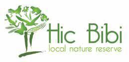 Hic Bibi Nature Reserve logo